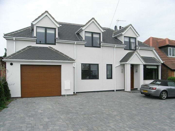 Easyplan wolverhampton loft conversions garage for How much does it cost to build a dormer window